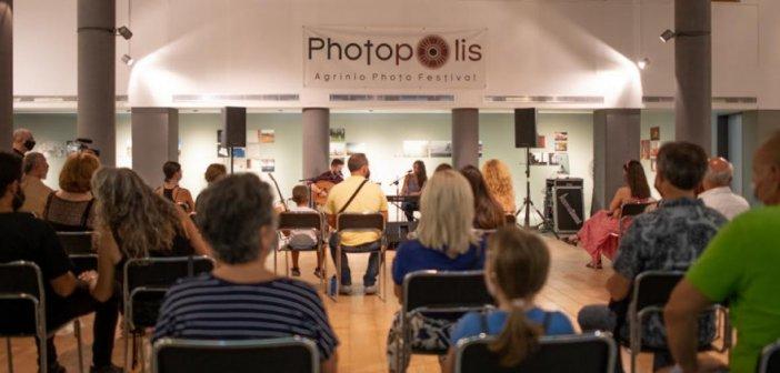 """Αγρίνιο: Υπέροχη η αφιερωμένη στον Μίκη Θεοδωράκη βραδιά που διοργάνωσε ο Πολιτιστικός Σύλλογος """"Photopolis"""""""