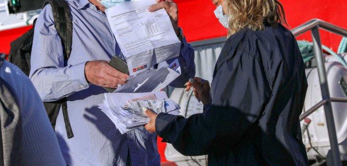 Κορονοϊός: Συναγερμός σε όλη τη χώρα για τα «μαϊμού» πιστοποιητικά εμβολιασμού