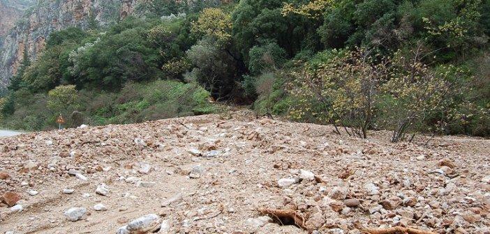 Κλεισορρεύματα: Ζητούν αποκατάσταση από τις πλημμύρες του 2017…