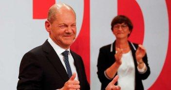 Γερμανικές εκλογές: Μεγάλος νικητής και επίσημα ο Όλαφ Σολτς – Το SPD επικρατεί μετά από 16 χρόνια