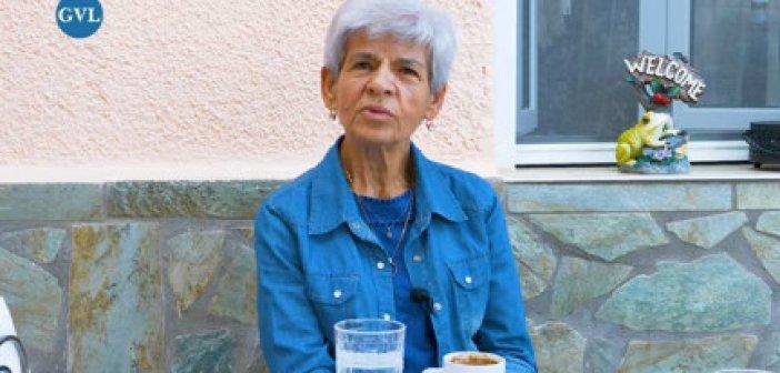 Σταθάς Βάλτου: Η κυρία Φωτεινή που ζει στη Νέα Υόρκη μιλάει για την ζωή στο χωριό (video)