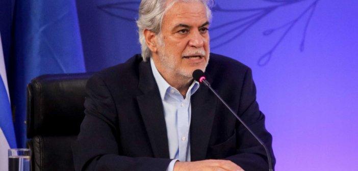 Ο Χρήστος Στυλιανίδης είναι ο νέος υπουργός Κλιματικής Κρίσης και Πολιτικής Προστασίας – Υφυπουργός ο Ευάγγελος Τουρνάς