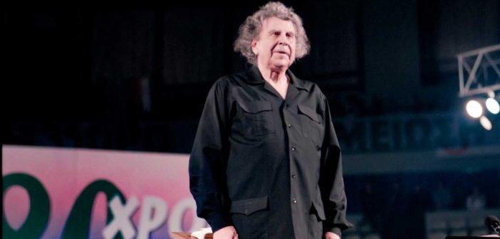 Μίκης Θεοδωράκης: Η ΕΡΤ τον αποχαιρετά με μια συναυλία στο Ραδιομέγαρο
