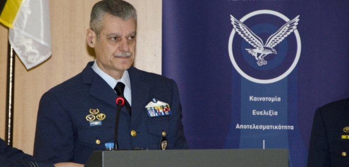 Πτέραρχος Ευάγγελος Τουρνάς: Ποιoς είναι ο νέος υφυπουργός Πολιτικής Προστασίας