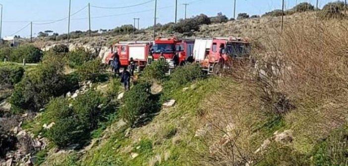 Δυτική Ελλάδα: Έπαθε εγκεφαλικό οδηγώντας και έπεσε σε γκρεμό 70 μέτρων μαζί με την γυναίκα του