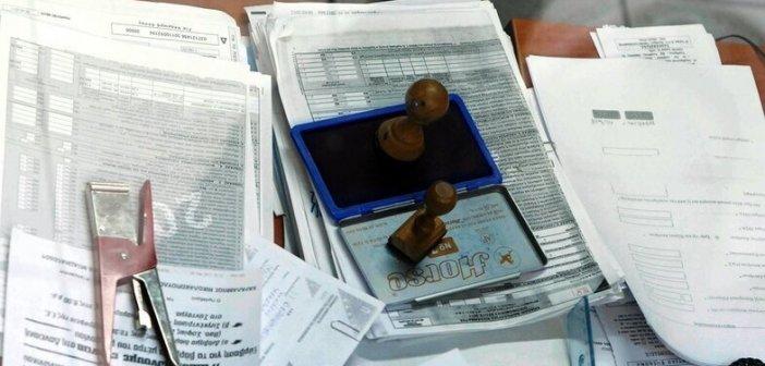 Τελευταία εβδομάδα για την υποβολή των φορολογικών δηλώσεων