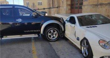 Απαλλάχθηκε όλων των κατηγοριών ο υπαστυνόμος που εμβόλισε το αυτοκίνητο αστυνομικού διευθυντή στη Ρόδο