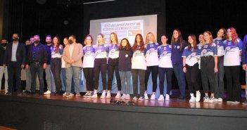 """Το βίντεο με την παρουσίαση των """"Αργοναυτών Αγρινίου"""" που θα αγωνιστεί στην Α2 Εθνική Κατηγορία μπάσκετ γυναικών"""