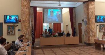 Live: Διπλή συνεδρίαση για το Δημοτικό Συμβούλιο Αγρινίου – Τα θέματα των συνεδριάσεων