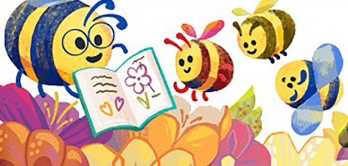 Google – Τιμά με doodle την Παγκόσμια Ημέρα Εκπαιδευτικών