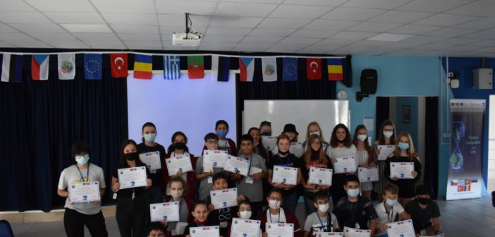 Το 2ο Γυμνάσιο Ναυπάκτου στην πρώτη κινητικότητα του προγράμματος Erasmus+ «Protect Ecosystem and Life» στη Σμύρνη