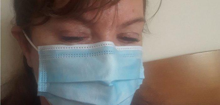 Ελένη Δήμου για την υγεία της: «Αν δεν πάω καλά με τον κορονοϊό, θέλω να πεθάνω σπίτι μου»
