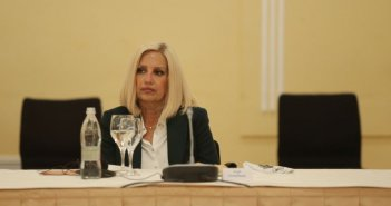 """Ο δήμαρχος Αγρινίου για την απώλεια της Φώφης Γεννηματά: """"…Γενναία ως το τέλος"""""""