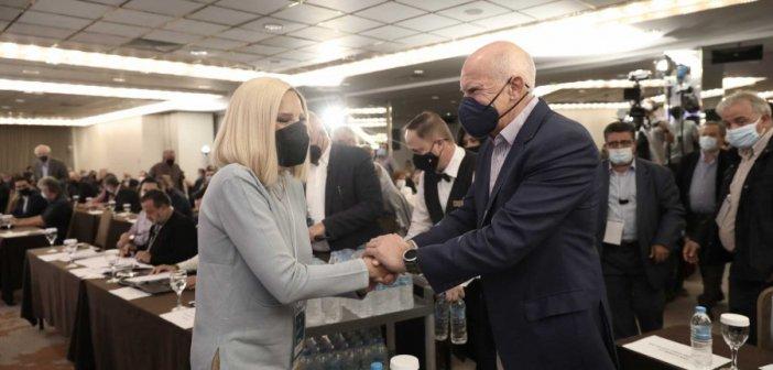 Φώφη Γεννηματά: Ποιοι προτείνουν Γιώργο Παπανδρέου μετά την απόσυρση της υποψηφιότητάς της