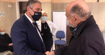 Μονάδες Υγείας στην 'Ηπειρο επισκέφθηκε ο διοικητής της 6ης ΥΠΕ Γιάννης Καρβέλης – Μίλησε σε εκδήλωση για τις μεταμοσχεύσεις