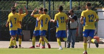 Πρωτάθλημα Υποδομής Super League: Μία νίκη και μία ισοπαλία για τον Παναιτωλικό