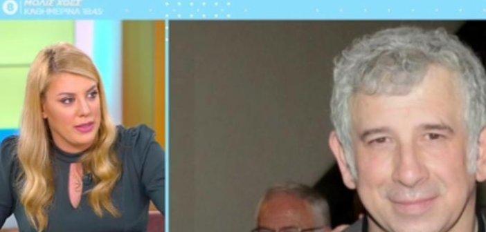Σίσσυ Καλλίνη: «Είχα μια ελεεινή εμπειρία με τον Πέτρο Φιλιππίδη»