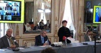 Ο Κώστας Καραγκούνης στο Φεστιβάλ Πολιτικής και Ιδεών στις Βρυξέλλες