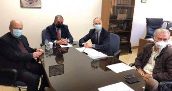 """Ο Γ. Καρβέλης σε εκδήλωση του Πανεπιστημιακού Νοσοκομείου Ιωαννίνων: """"Αρωγοί και συμπαραστάτες στο έργο σας"""""""