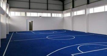 Ευχαριστήριο του Γυμνασίου Νεοχωρίου για την ανακατασκευή του κλειστού γυμναστηρίου