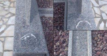 Αγρίνιο: Βανδάλισαν μνήμα στο κοιμητήριο της Αβόρανης – Ξήλωσαν θυμιατό, καντήλι και γλάστρα!