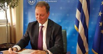 Σπ. Λιβανός: Στόχος μας να κερδίσουμε μεγαλύτερο μερίδιο για τα προϊόντα μας στις διεθνείς αγορές
