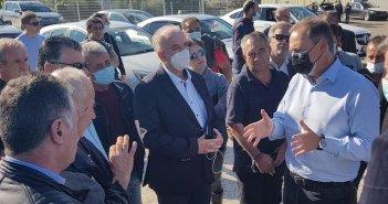 Σπ. Λιβανός από τις πληγείσες περιοχές της Αιτωλοακαρνανίας: Οι αποζημιώσεις θα είναι άμεσες και δίκαιες