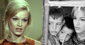 """Μέμα Σταθοπούλου: Το """"σκληρό"""" θηλυκό του κινηματογράφου και η ιστορία της κόρης της που έφυγε από τροχαίο"""