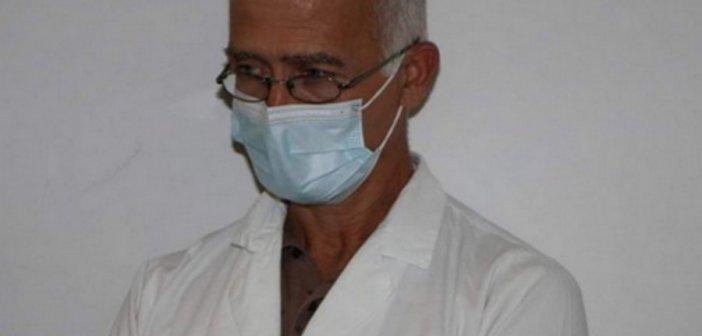 Καλαμάτα: Νεκρός ο διευθυντής της κλινικής Covid -19  του νοσοκομείου Νίκος Γραμματικόπουλος