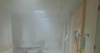 """Πάτρα:  Άρπαξε τον πυροσβεστήρα και τα έκανε λίμπα στο νοσοκομείο """"Άγιος Ανδρέας"""""""