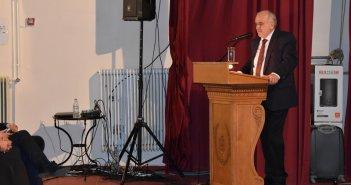 Κώστας Λύρος: Αποτελεσματική η Δημοτική Αρχή Μεσολογγίου δήλωσε στον απολογισμό για τη δεύτερη χρονιά της θητείας της