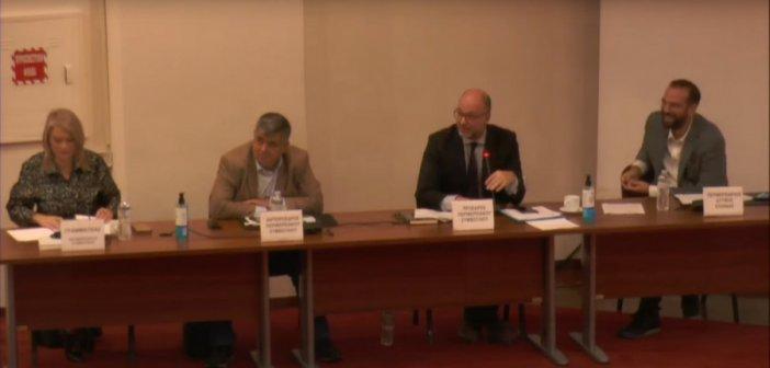 Περιφερειακό Συμβούλιο Δυτικής Ελλάδας: Προβληματίζουν τα μόλις 46 εκατ. για υποδομές