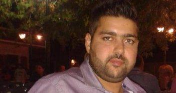 Θρήνος στα Καλάβρυτα για τον 30χρονο Αλέξανδρο Ρήγα που πέθανε από κορωνοϊό στο Πανεπιστημιακό της Πάτρας