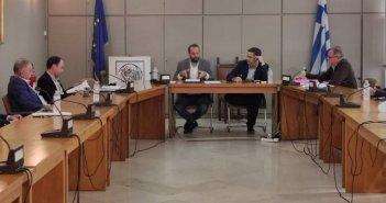 Ν. Φαρμάκης: «Είμαστε κάθετα αντίθετοι στην Μελέτη Περιβαλλοντικών Επιπτώσεων για το Υδροηλεκτρικό της Μεσοχώρας στον ποταμό Αχελώο»
