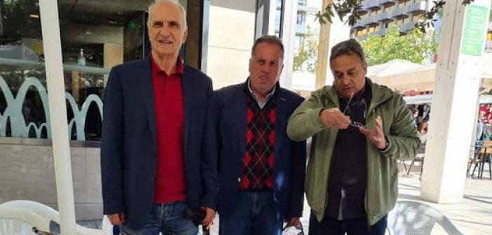 """Γιώργος Βαρεμένος: Να μην χαθεί το """"Δ"""" της ΔΕΗ"""