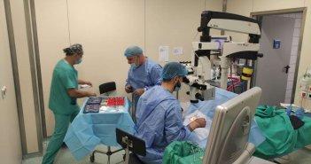Νοσοκομείο Λευκάδας: Αναβάθμιση της Οφθαλμολογικής με τη συμβολή ομάδας του Νοσοκομείου Αγρινίου